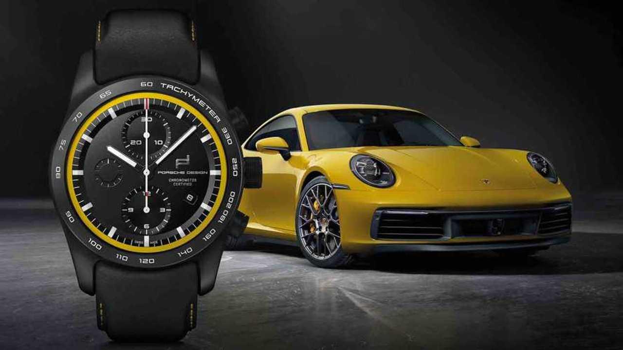 Personaliza tu reloj de Porsche Design