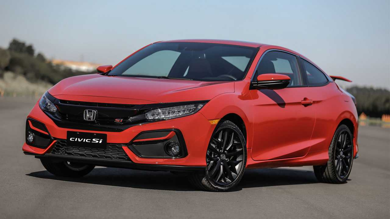 Honda Civic Si 2020