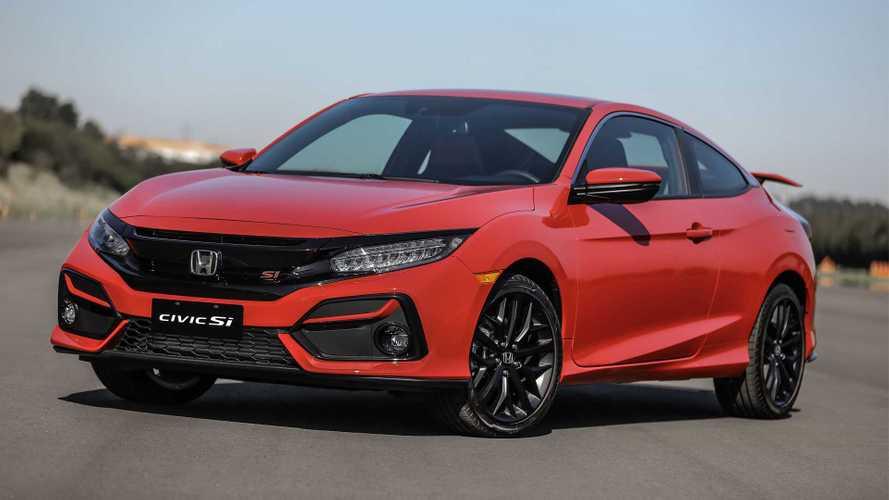 Honda Civic Si 2020 é lançado com design atualizado e mais equipado por R$ 179.990