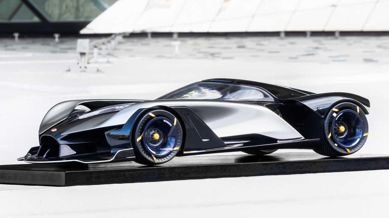 Bugatti A végső koncepció