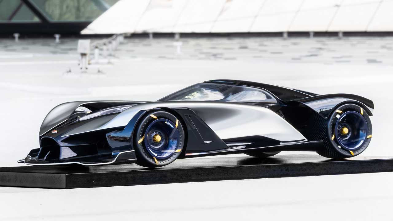 Bugatti La Finale Konsepti