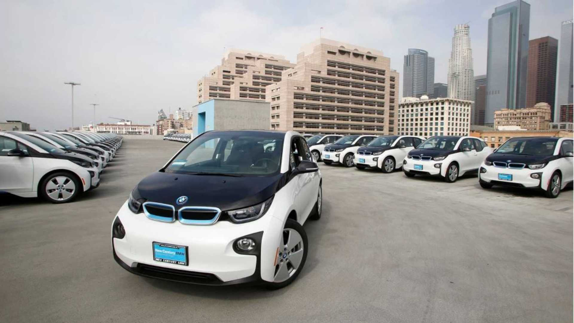 Los Angeles Police Department Is Selling Its Fleet Of Bmw I3 Vehicles