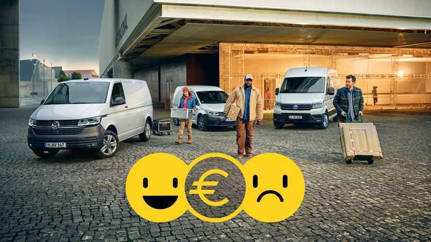 Volkswagen Veicoli Commerciali una promo da 5 milioni per ripartire
