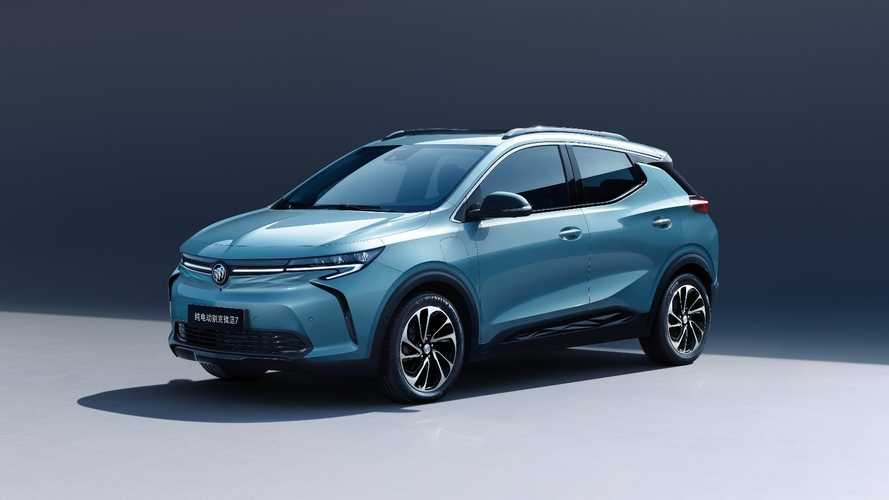 GM Announces All-Electric Buick Velite 7 SUV In China