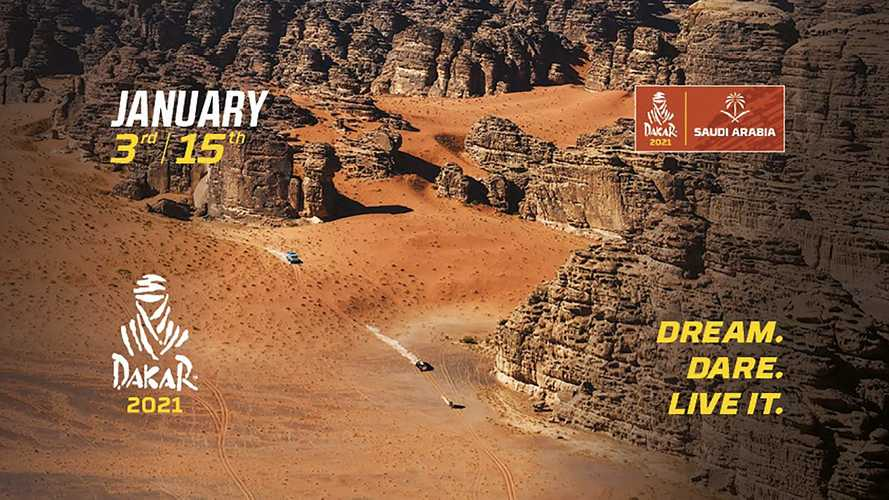 New 2021 Dakar Rally Route In Saudi Arabia Announced