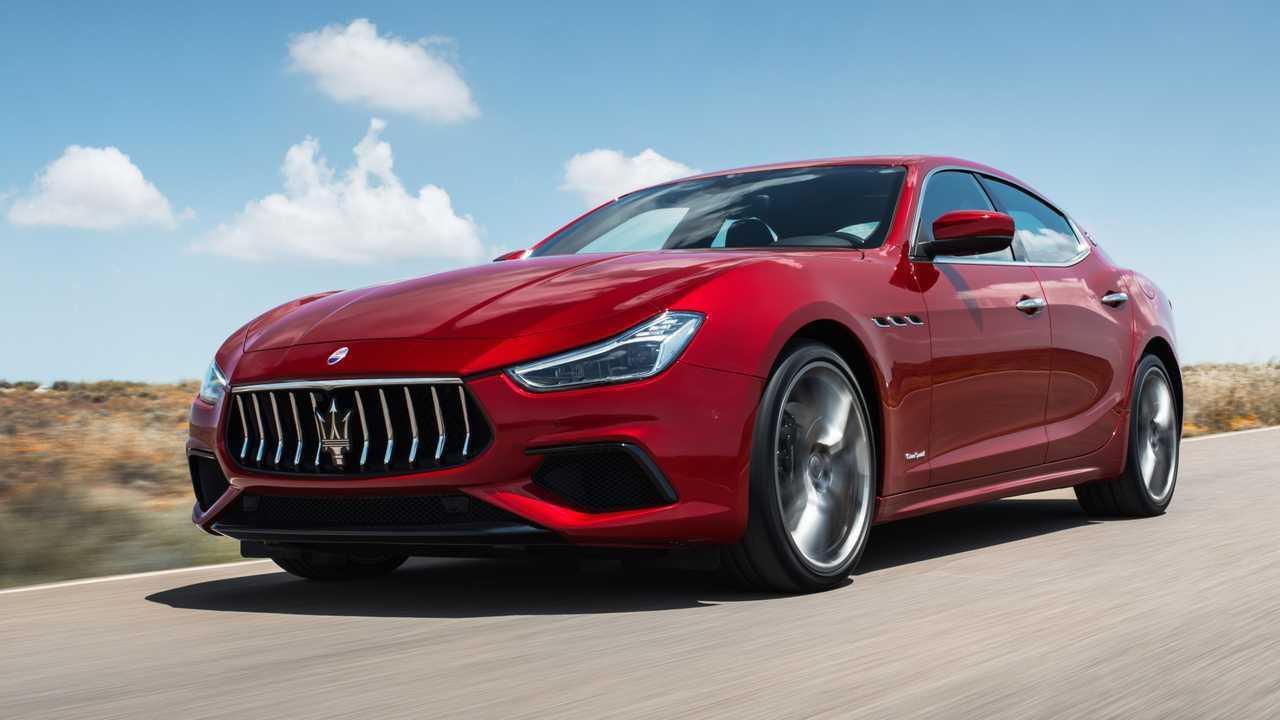 Maserati Ghibli/Quattroporte/Levante S Q4: 430 PS