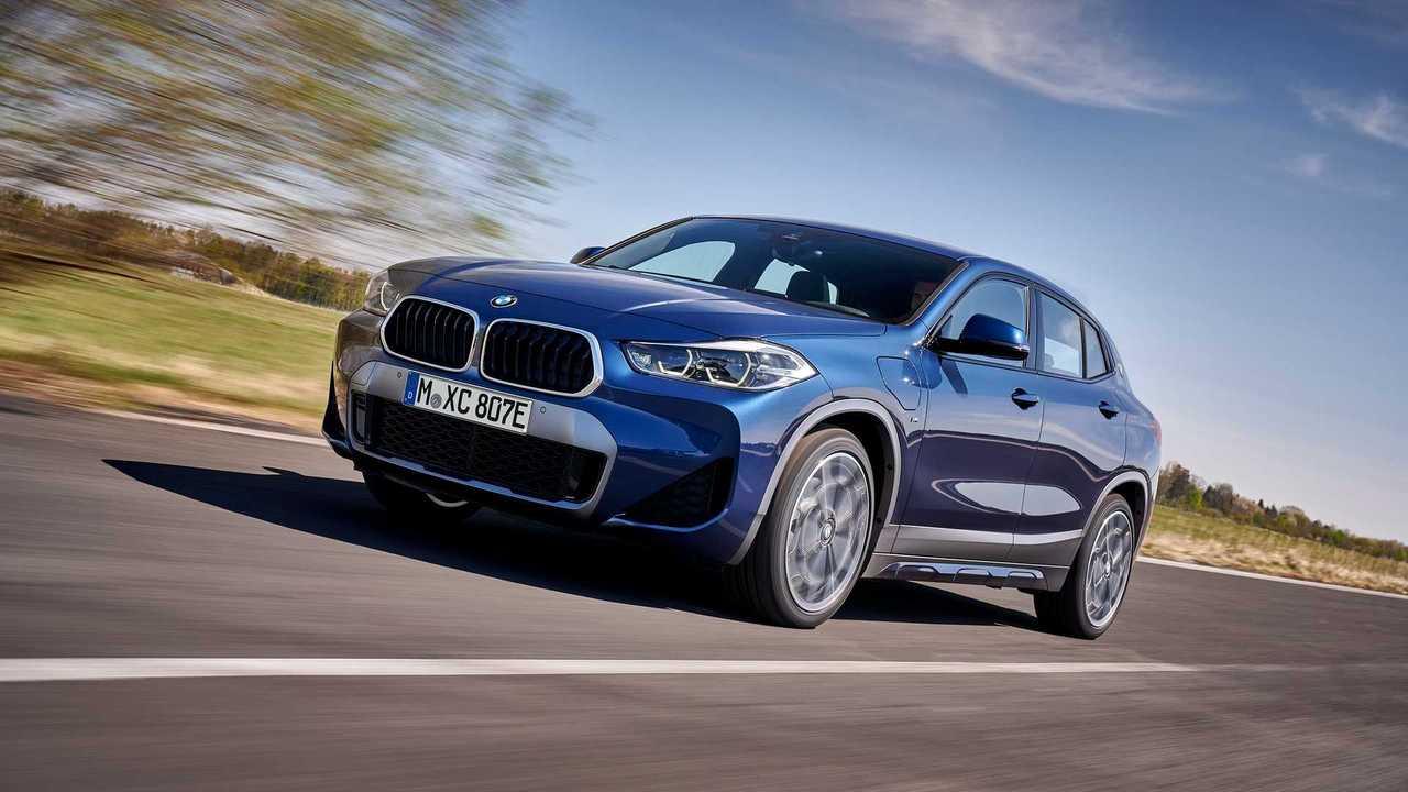 2020 BMW X2 xDrive25e