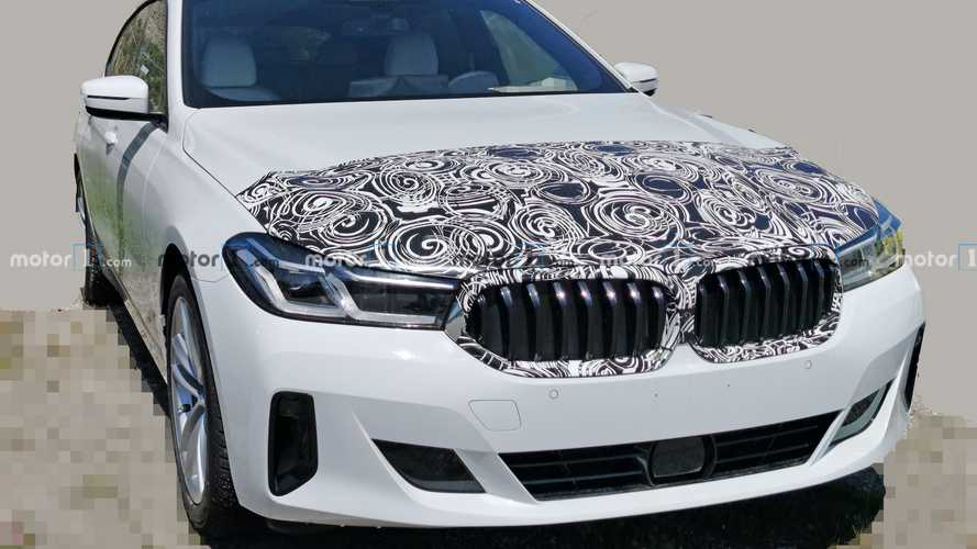More BMW 6 Series GT Spy Photos Surface Before Debut
