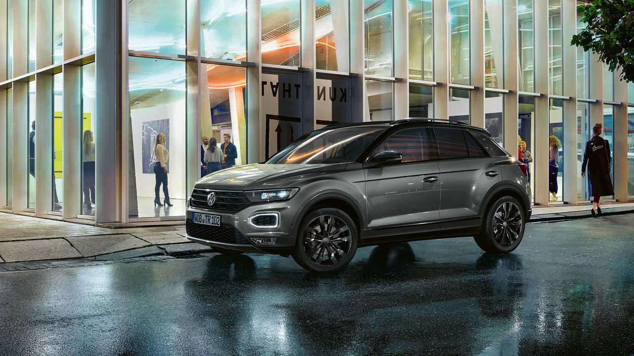Volkswagen T-Roc Black Edition Donanımı
