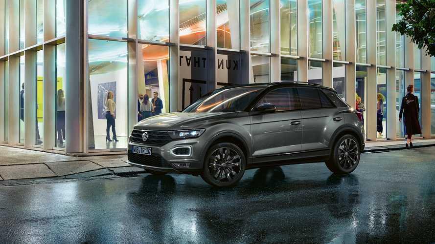 VW T-Roc, siyah detaylar içeren yeni bir donanım seviyesine kavuştu