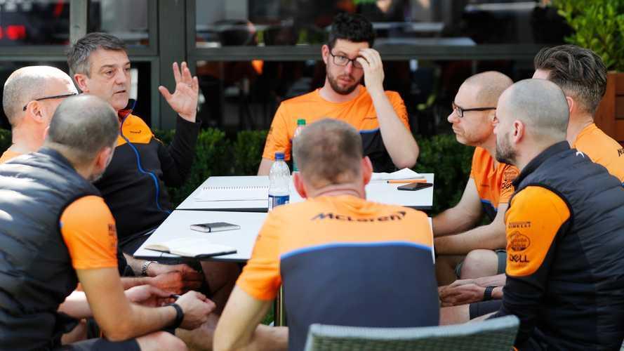 F1, il McLaren Group licenzierà 1200 dipendenti!