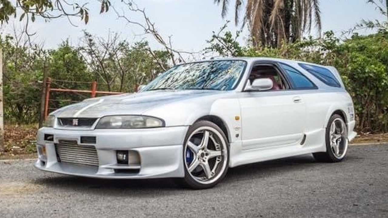 1995 Nissan GT-R Skyline GT-R Speed Wagon