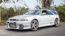 1995 Nissan GT-R Skyline GT-R Speed Wagon