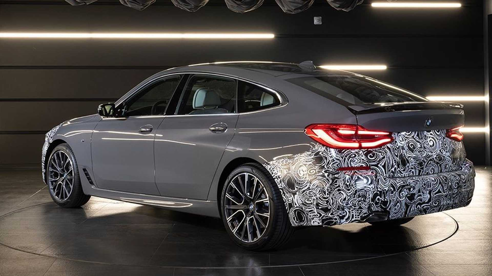 2021 BMW 5 Series, 6 Gran Turismo teaser campaign continues