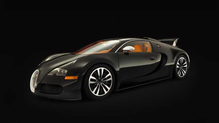 Is Drake's Bugatti Veyron Sang Noir for sale?