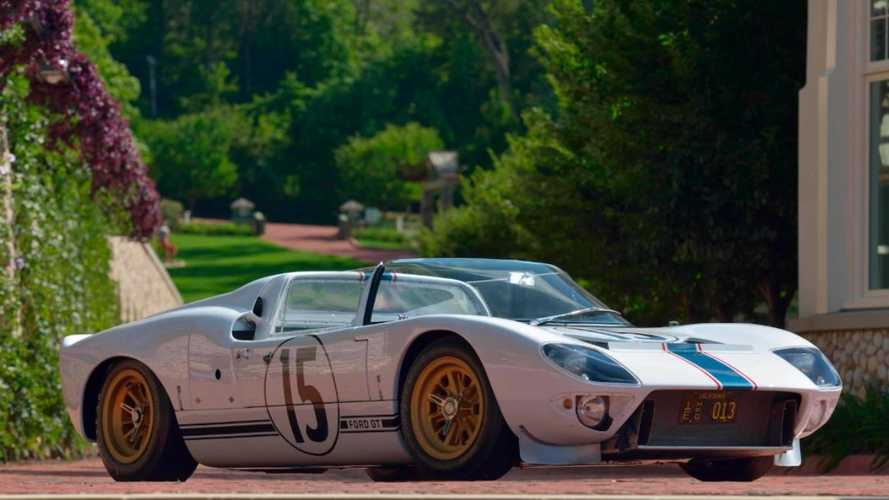 Only Ford GT40 Roadster to race at Le Mans joins Mecum auction