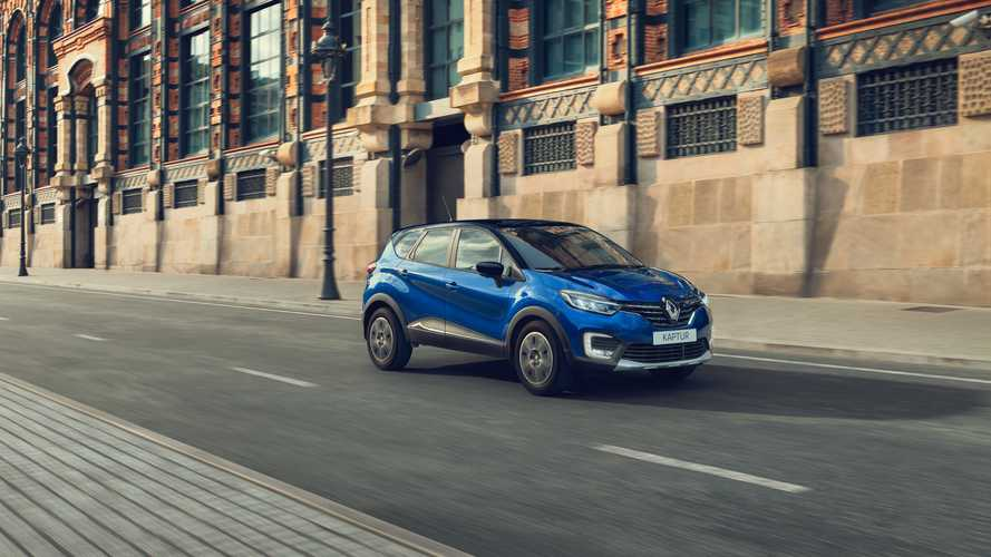 Renault раскрыла все цены нового Kaptur