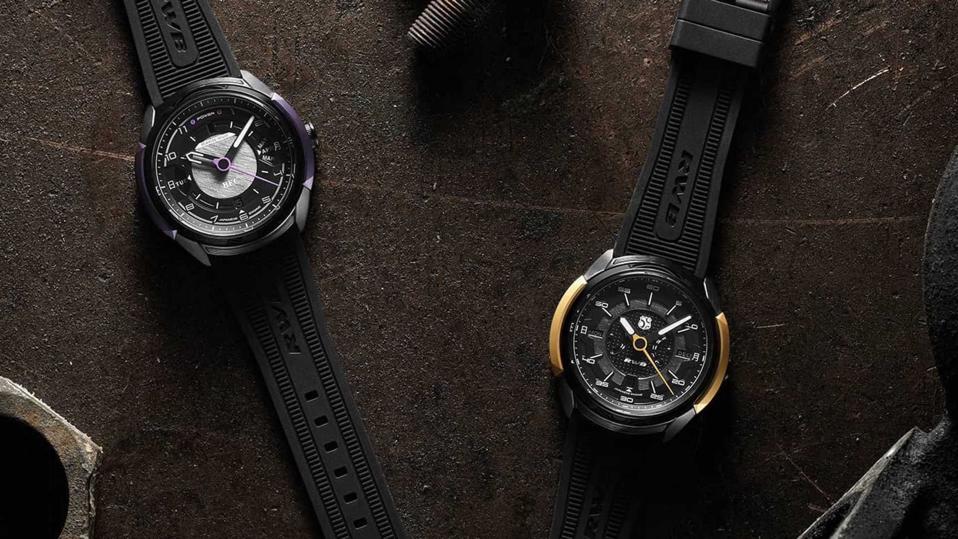 photo of Porsche Tuner Rauh-Welt Begriff Designed These Two Beautiful Watches image