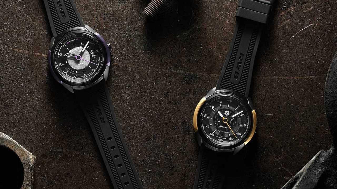 REC And RWB Watches