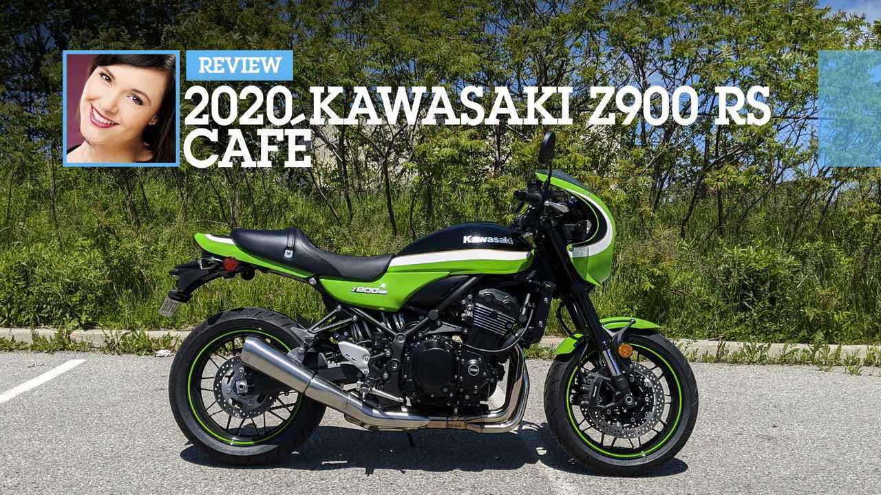 Review: 2020 Kawasaki Z900 RS Café Main