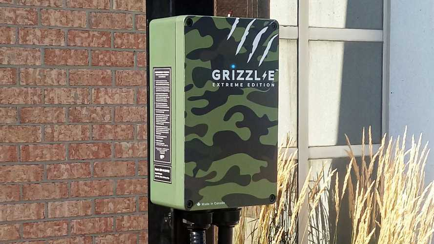 $25 Off Grizzl-E Home EV Charging Stations For InsideEVs Readers