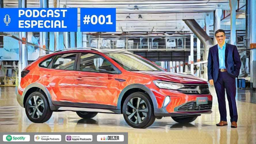 Podcast Especial #01: Pablo Di Si, presidente da VW, fala sobre projetos futuros