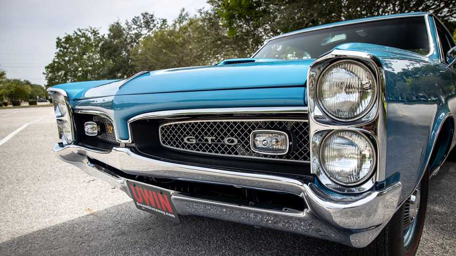 How To Earn More Tickets To Win This Immaculate 1967 Pontiac GTO Muscle Car