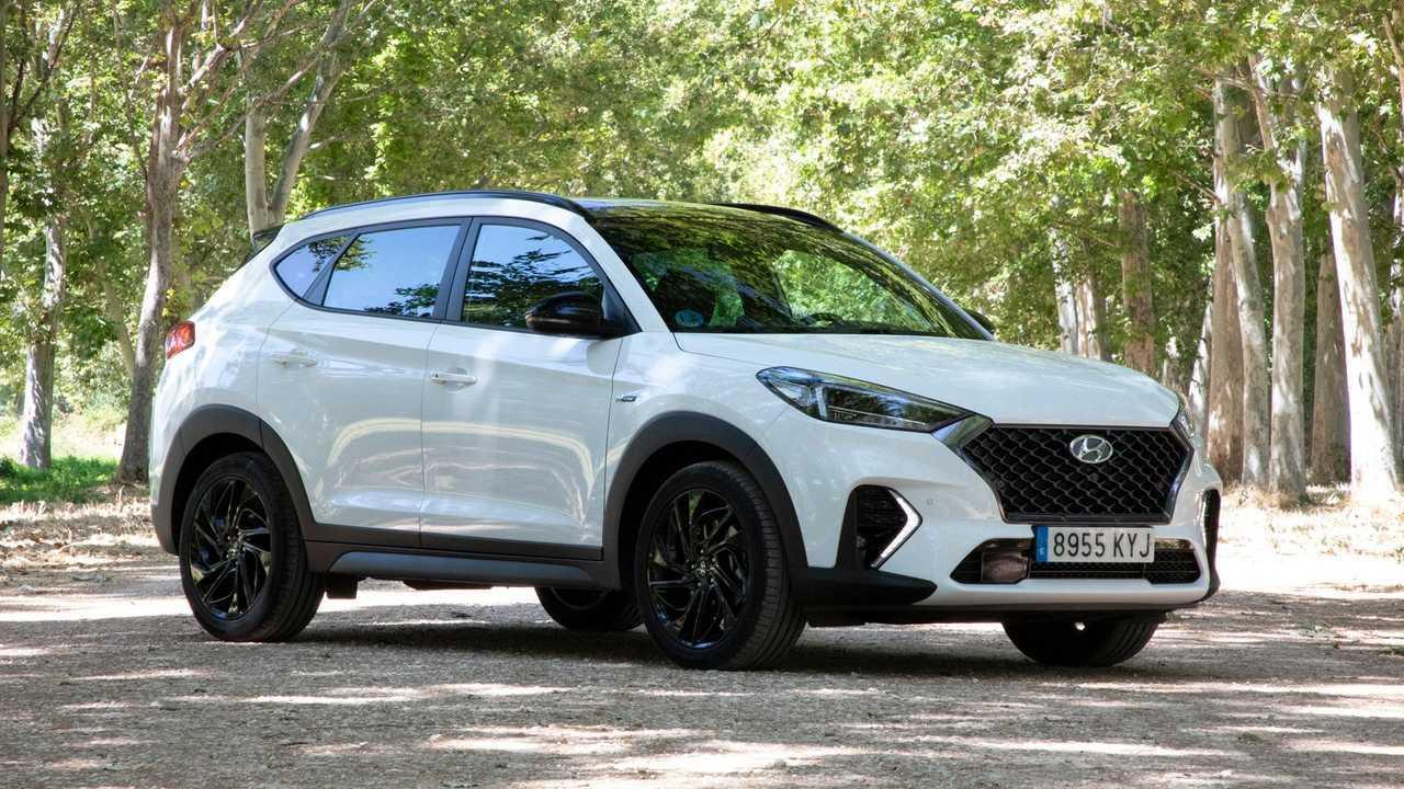 Hyundai Tucson con más de 8.000 euros de descuento