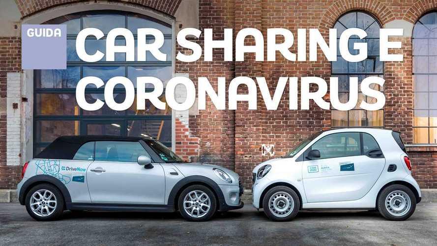 Igienizzazione fai da te: come proteggersi sulle auto in car sharing