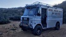 Ford Grumman Olson Custom Van