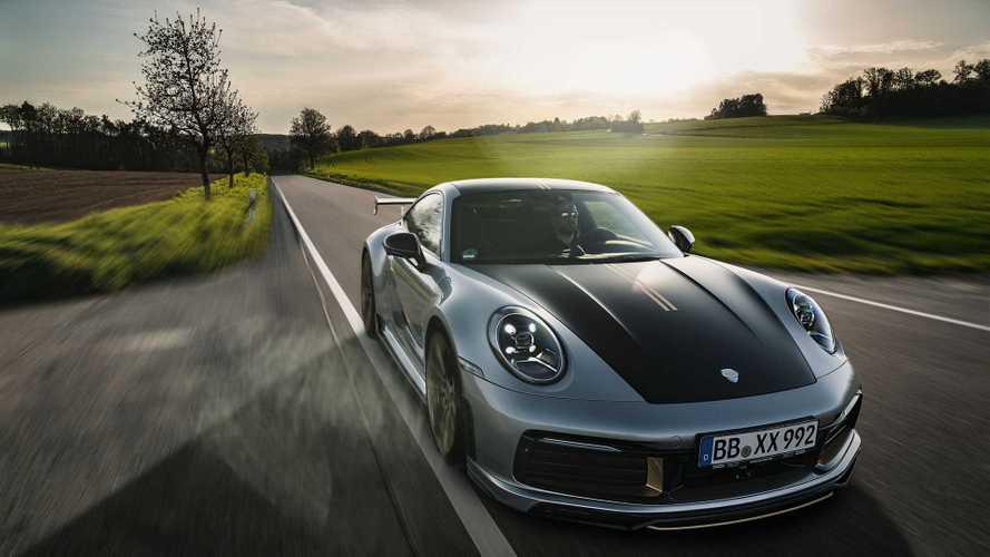Porsche 911 revue par TechArt