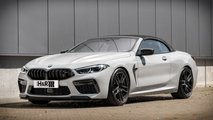 H&R BMW M8 Competition Cabriolet