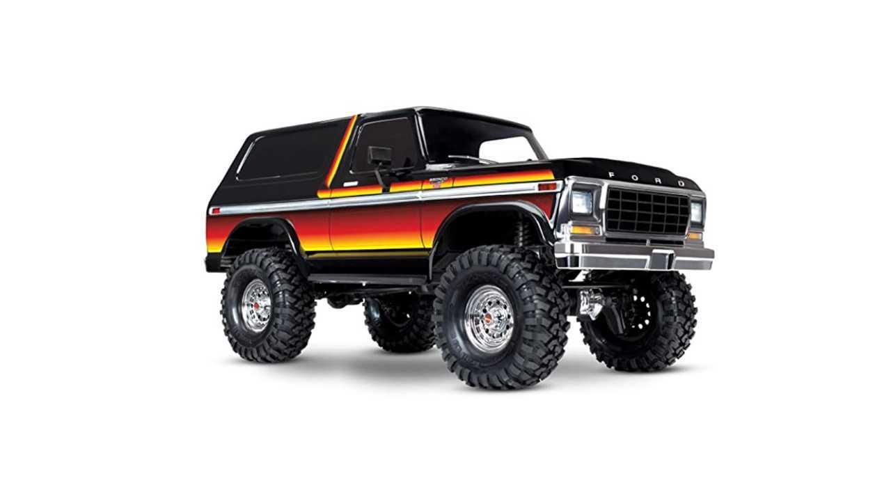 Traxxas Bronco RC Rock Crawler