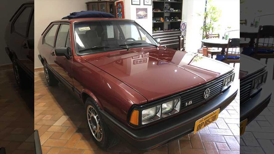 Collection: Visitamos a garagem secreta com os mais raros VW Passat