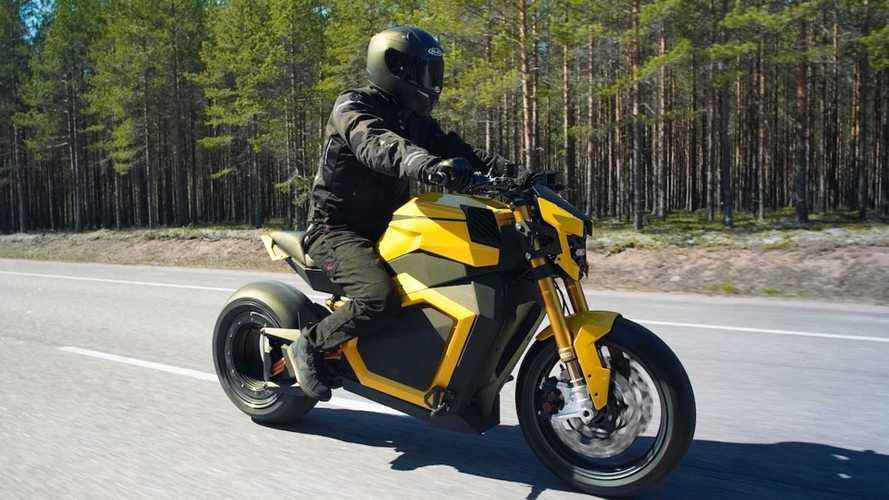 Verge TS: uma moto elétrica de 108 cv que pode encarar a Harley LiveWire