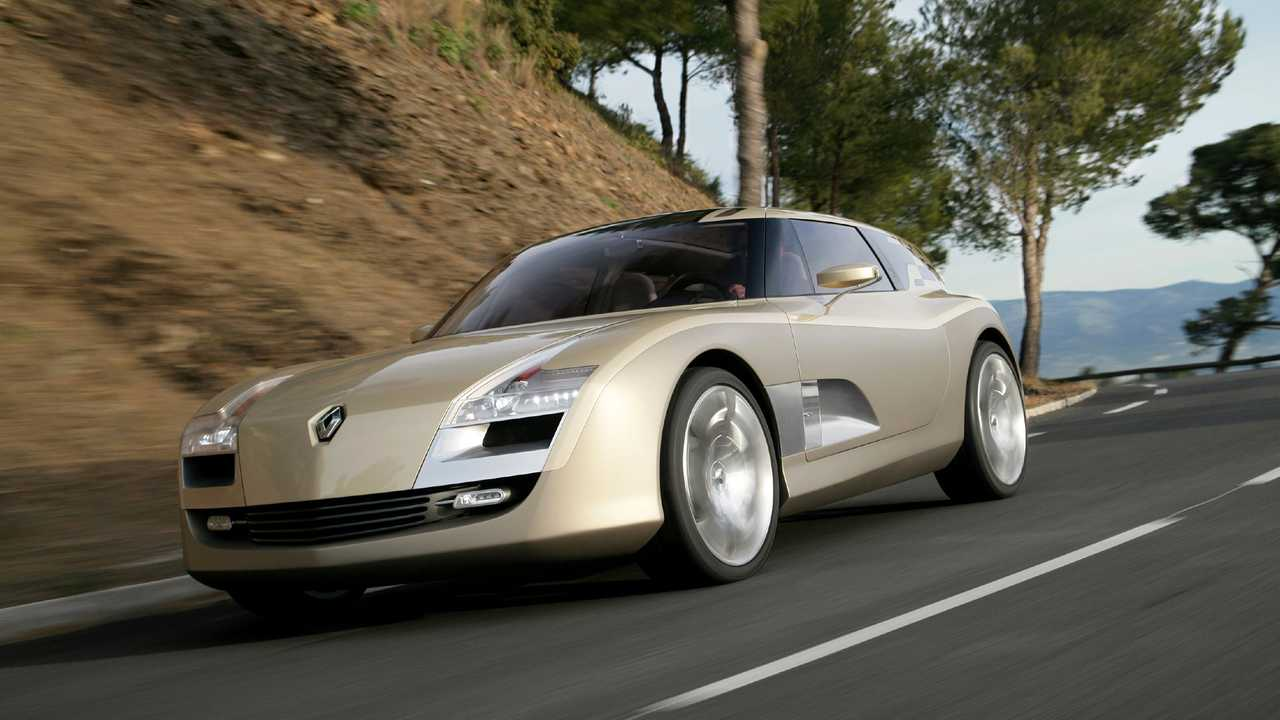 Renault Altica Concept (2006)