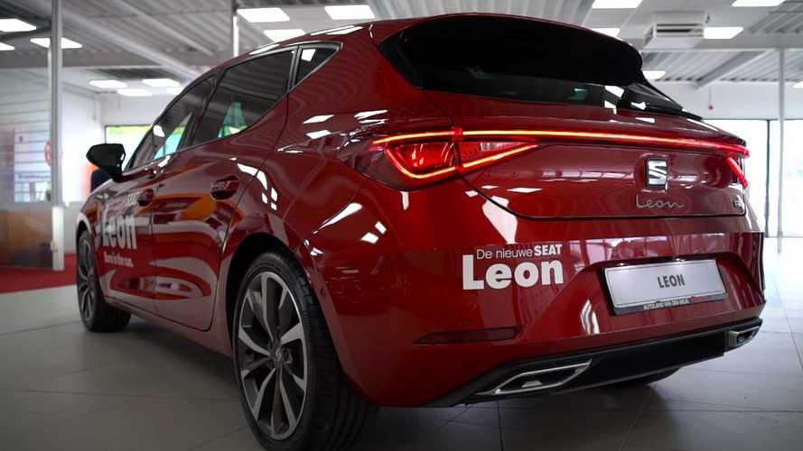 Yeni SEAT Leon FR'ın bir bayide çekilmiş detaylı videosunu izleyin!