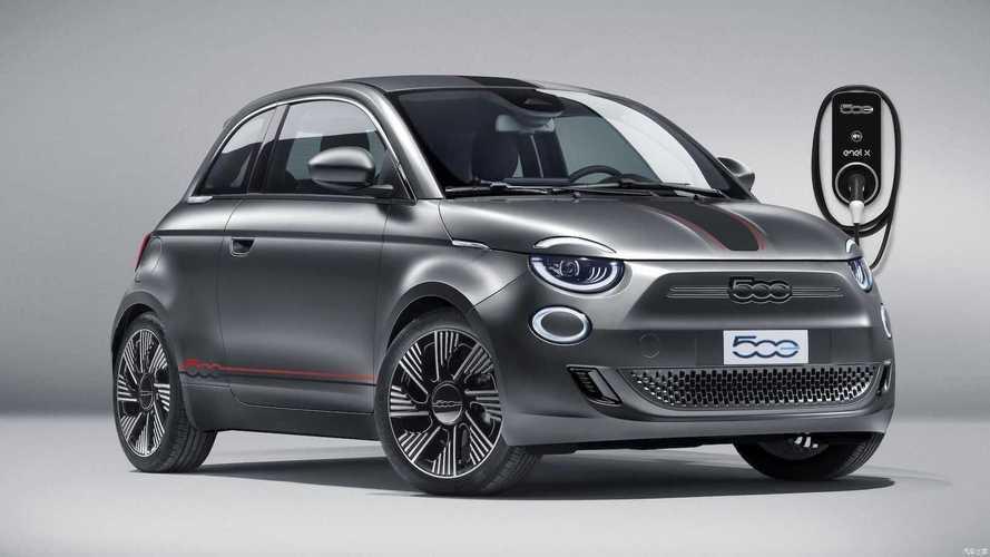 Fiat 500 elétrico, que virá ao Brasil, incrementa visual com kits de acessórios