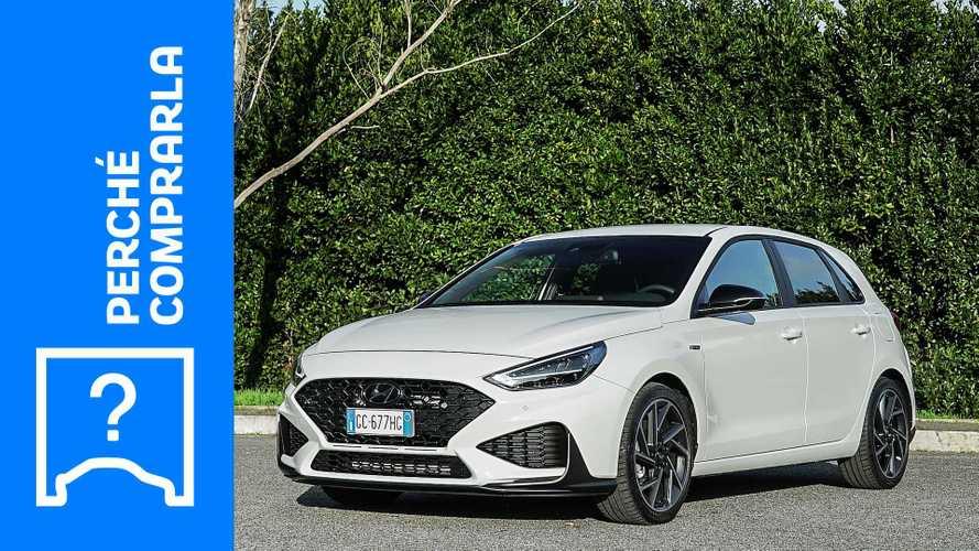 Hyundai i30, perché comprarla e perché no