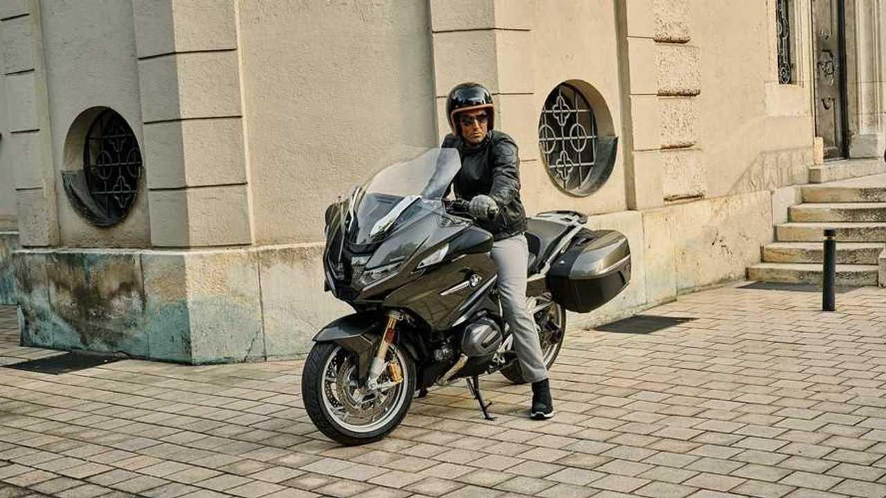 2021 BMW R 1250 RT, Lifestyle, City 2