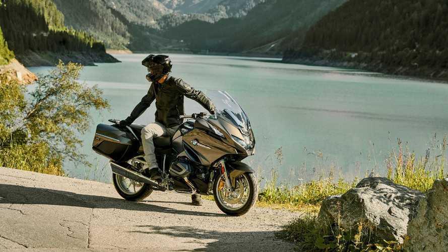 BMW R 1250 RT 2021: più tecnologica, comoda ed Euro 5