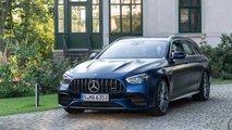 Mercedes-AMG E63S Station Wagon, la prova su strada