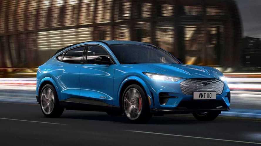 Ford: in Europa solo auto elettriche dal 2030