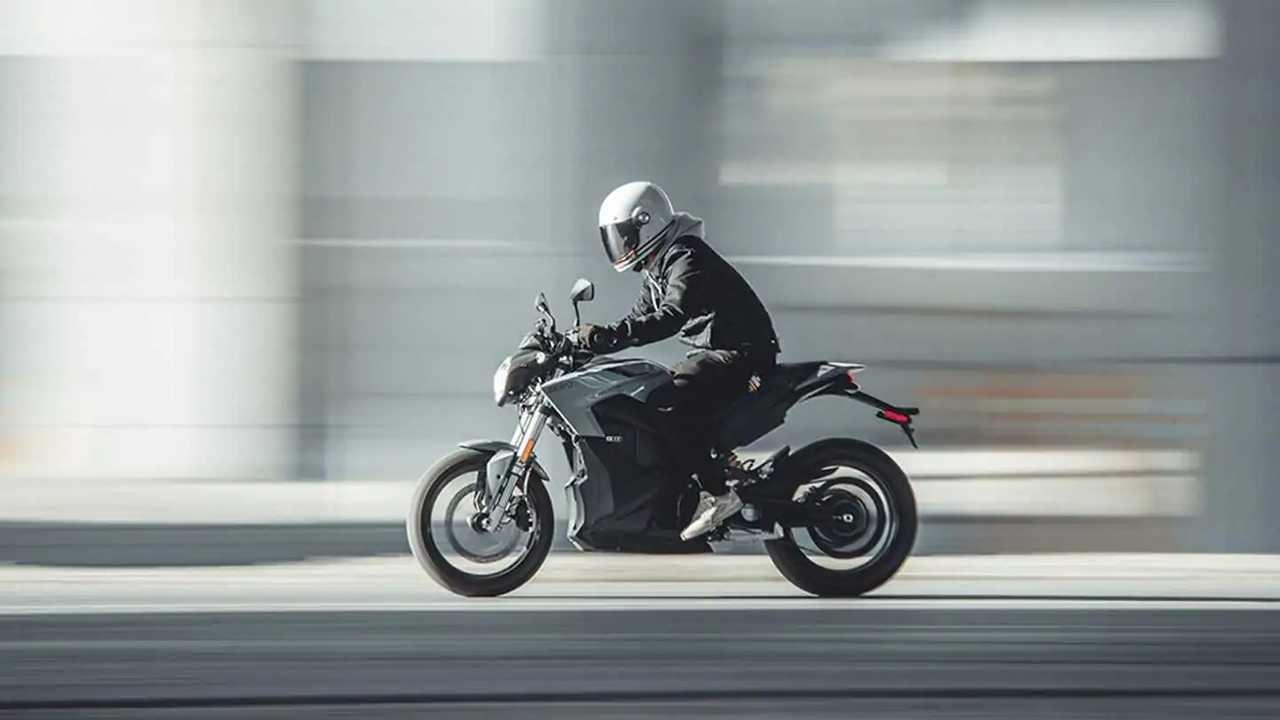Zero Sepeda motor berkisar sepeda motor listrik 2021