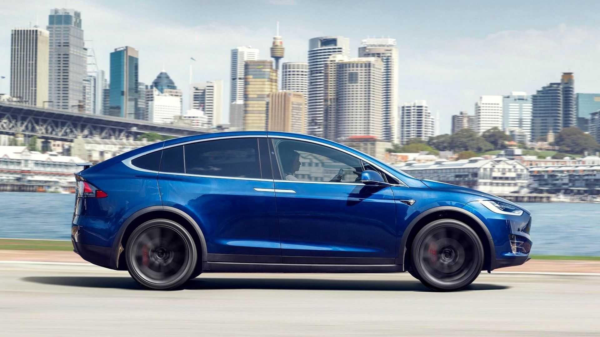 Tesla Model X Autonomia Do Suv Eletrico De 7 Lugares Vai A 597 Km