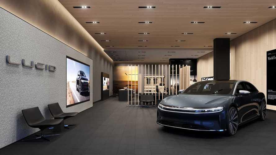 Lucid Motors Opens Century City And San Jose Studio Locations