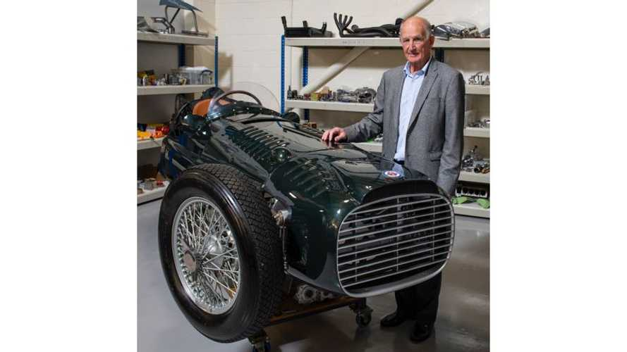'New' V16 from BRM to celebrate 70th anniversary