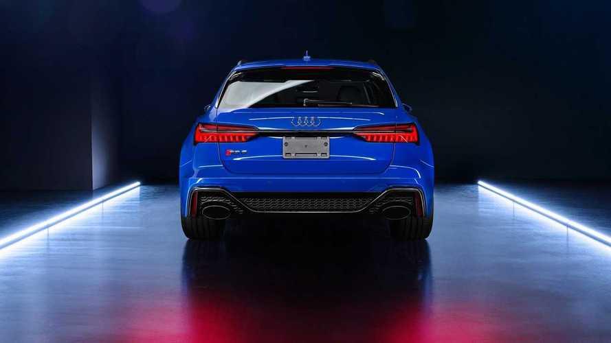 2021 Audi RS6 Avant RS Tribute Edition | Motor1.com Photos