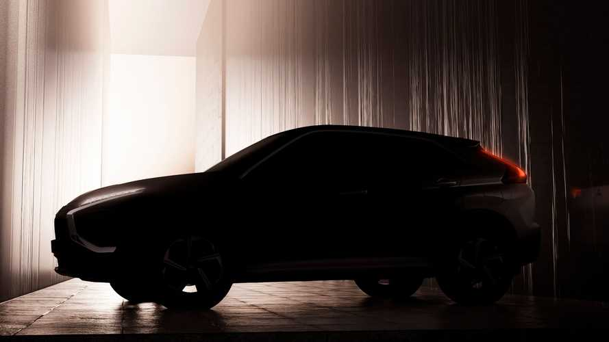 Mitsubishi Teases Redesigned Eclipse Cross, Hints At PHEV Version