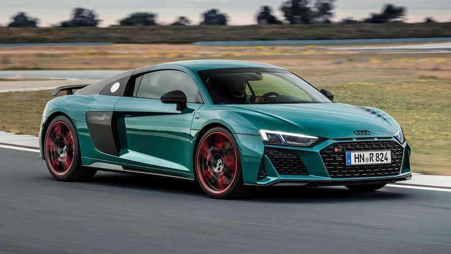 Audi R8 Green Hell Edition: 50 unidades en homenaje al Infierno Verde